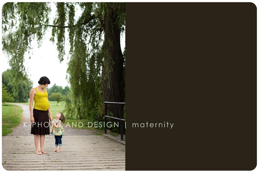 maternity at arboretum