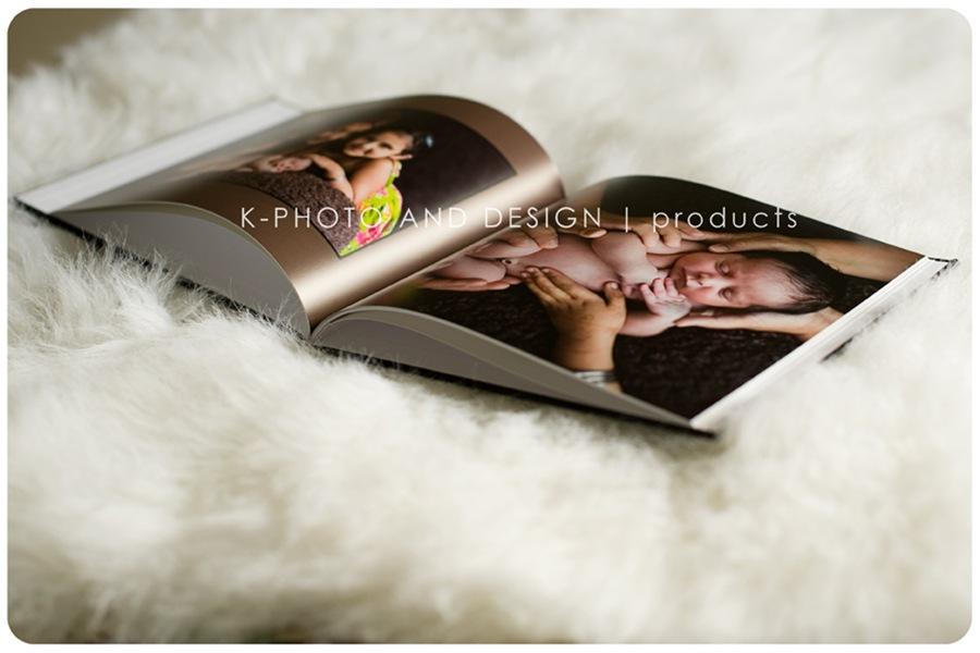 8x10 book inside