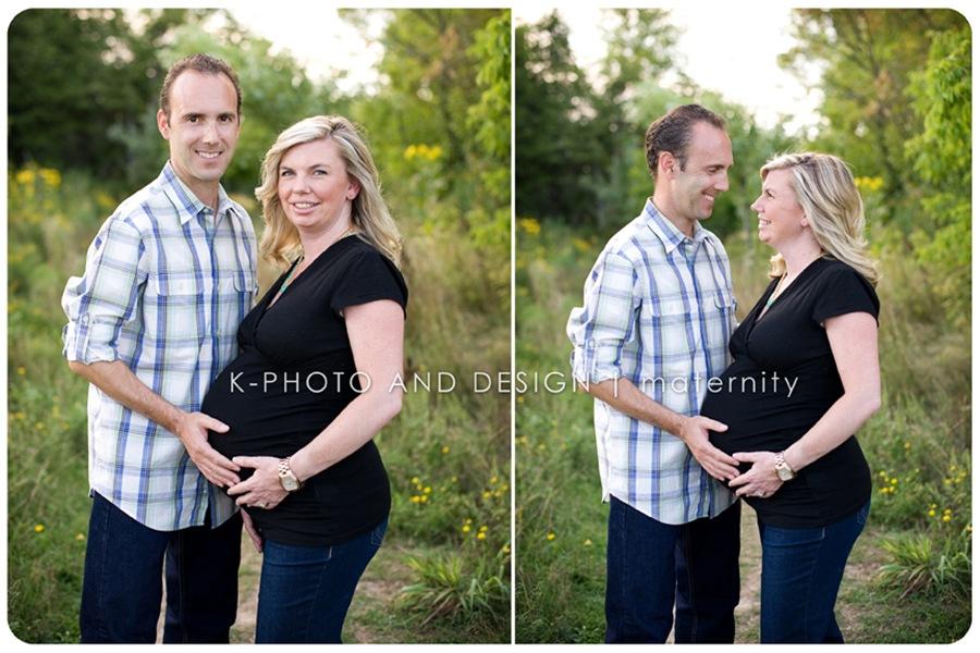 pregnant couple