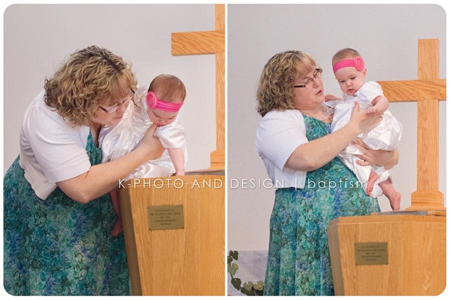 twin baptism