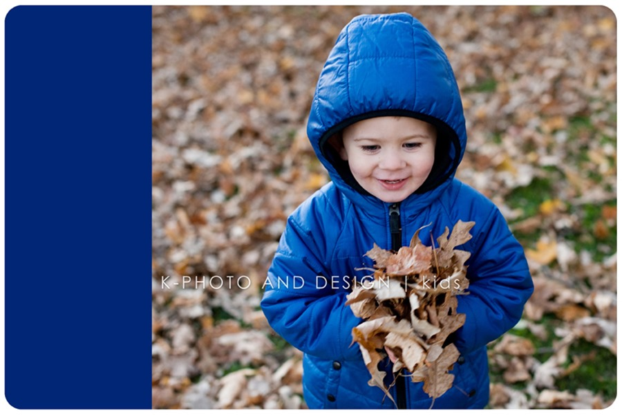 fun with leaves